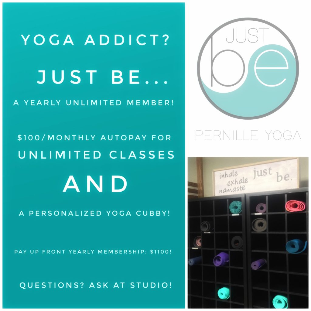 Yoga Addicts - $100 a month unlimited yoga memberships